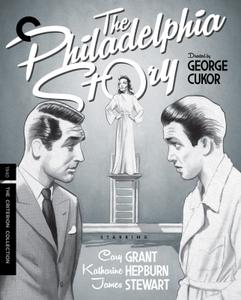 The Philadelphia Story (1940) + Extras