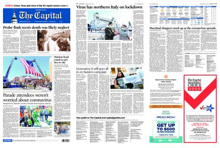 The Capital – March 09, 2020