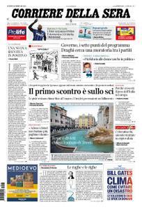 Corriere della Sera – 15 febbraio 2021