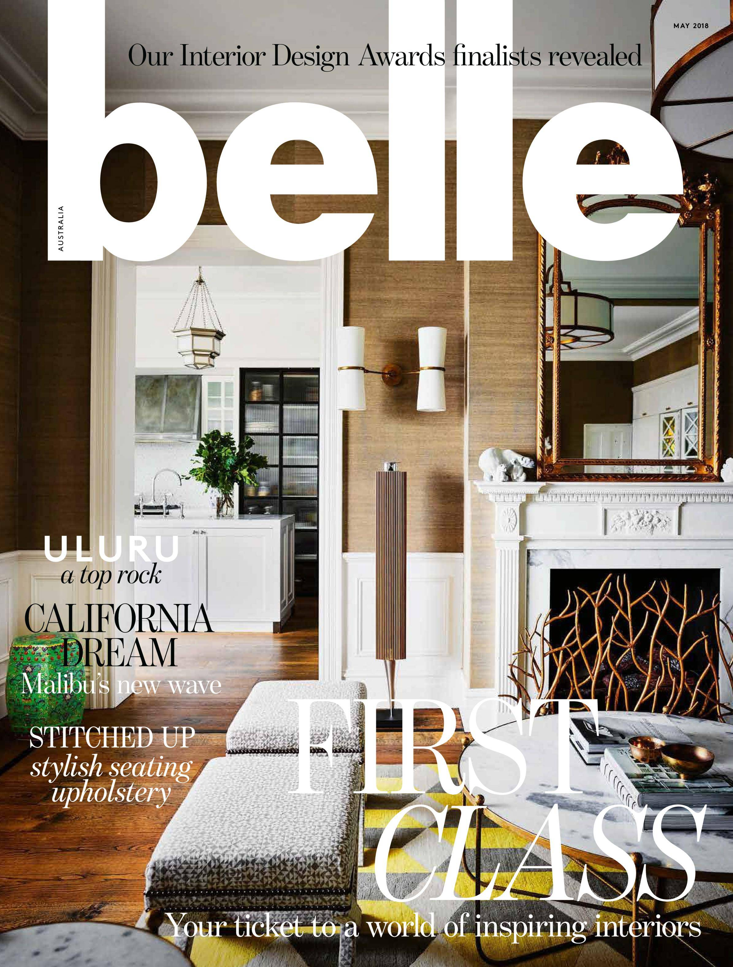 Belle - May 2018