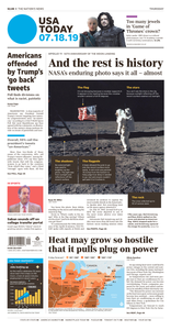 USA Today - 18 July 2019