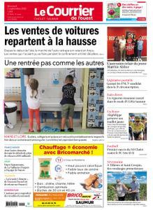Le Courrier de l'Ouest Cholet – 02 septembre 2020