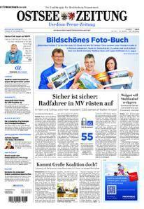 Ostsee Zeitung Wolgast - 24. November 2017