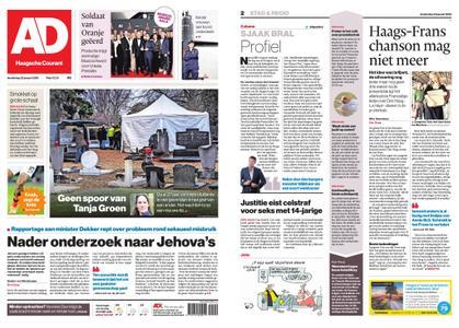 Algemeen Dagblad - Den Haag Stad – 23 januari 2020
