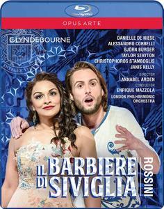 Enrique Mazzola, London Pholharmonic Orchestra - Rossini: Il Barbiere di Siviglia (2017) [BDRip]