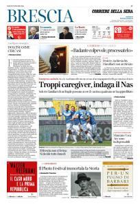 Corriere della Sera Brescia - 8 Maggio 2021