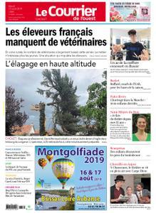Le Courrier de l'Ouest Cholet – 13 août 2019