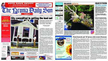 The Laconia Daily Sun – September 03, 2020
