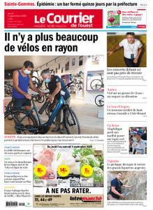 Le Courrier de l'Ouest Angers – 03 septembre 2020