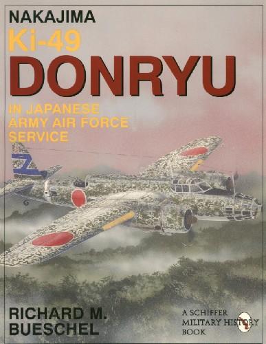 Nakajima Ki-49 Donryu in Japanese Army Air Force Service