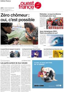 Ouest-France Édition France – 13 décembre 2019