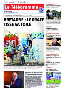 Le Télégramme Guingamp – 23 juin 2019