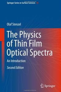 The Physics of Thin Film Optical Spectra: An Introduction (2nd edition)