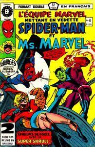 Equipe Marvel (EH) 006