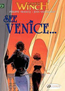 Largo Winch 005 - See Venice 2010 Cinebook digital