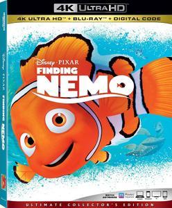Finding Nemo (2003) [4K, Ultra HD]