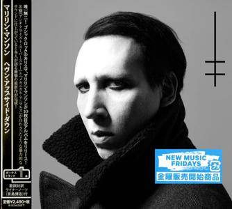 Marilyn Manson - Heaven Upside Down (Japanese Edition) (2017)