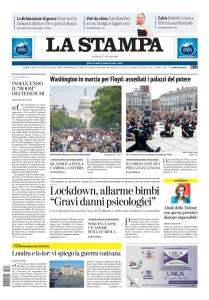 La Stampa Imperia e Sanremo - 7 Giugno 2020