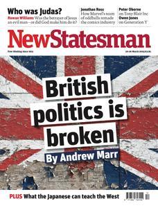 New Statesman - 20 - 26 March 2015