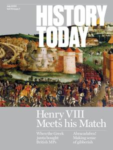 History Today - July 2020