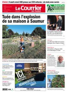 Le Courrier de l'Ouest Cholet – 05 septembre 2019