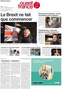 Ouest-France Édition France – 14 décembre 2019