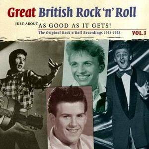 VA - Great British Rock 'n' Roll Vol.3 (2009)
