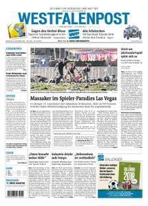 Westfalenpost Wetter - 03. Oktober 2017