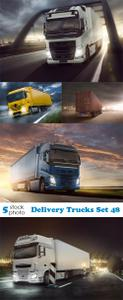 Photos - Delivery Trucks Set 48
