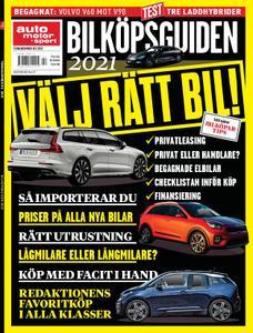 Auto Motor & Sport Sverige – 12 maj 2021