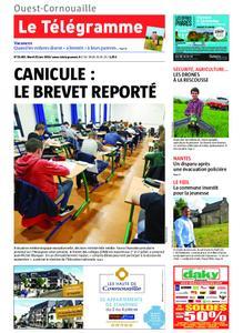 Le Télégramme Ouest Cornouaille – 25 juin 2019
