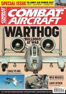 Combat Aircraft - October 2017