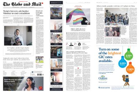 The Globe and Mail – June 25, 2019