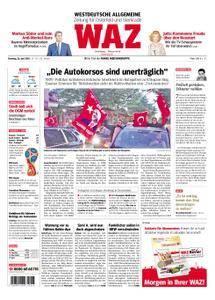 WAZ Westdeutsche Allgemeine Zeitung Oberhausen-Sterkrade - 26. Juni 2018