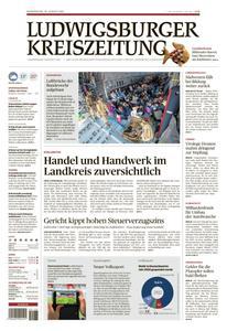 Ludwigsburger Kreiszeitung LKZ - 19 August 2021