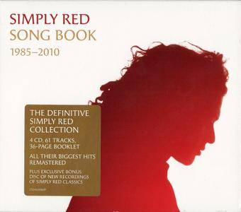 Simply Red - Song Book 1985-2010 (2013) {4CD Box Set, Remastered}