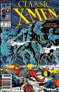 Classic X-Men 027 1988