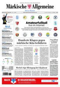 Märkische Allgemeine Dosse Kurier - 29. November 2017