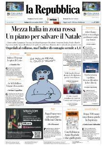 la Repubblica - 14 Novembre 2020