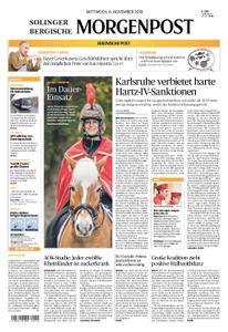 Solinger Morgenpost – 06. November 2019