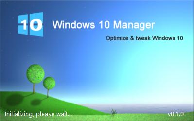 Yamicsoft Windows 10 Manager 1.0.9 DC 09.03.2016