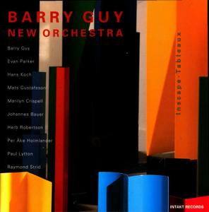Barry Guy New Orchestra - Inscape, Tableaux (2001) {Intakt 066}