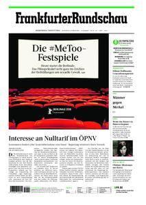 Frankfurter Rundschau Main-Taunus - 15. Februar 2018