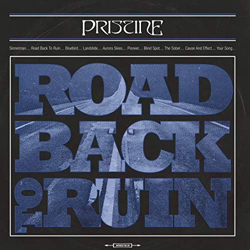 Pristine - Road Back to Ruin (2019) [Official Digital Download 24/88]