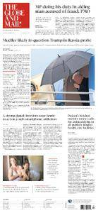 The Globe and Mail - January 9, 2018