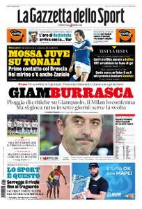 La Gazzetta dello Sport Bergamo – 28 settembre 2019