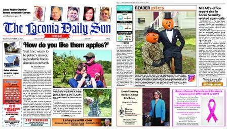 The Laconia Daily Sun – October 13, 2020