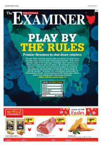 The Examiner - April 7, 2020