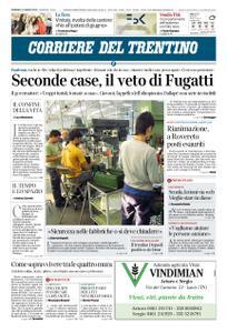 Corriere del Trentino – 15 marzo 2020
