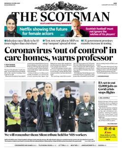 The Scotsman - 29 April 2020